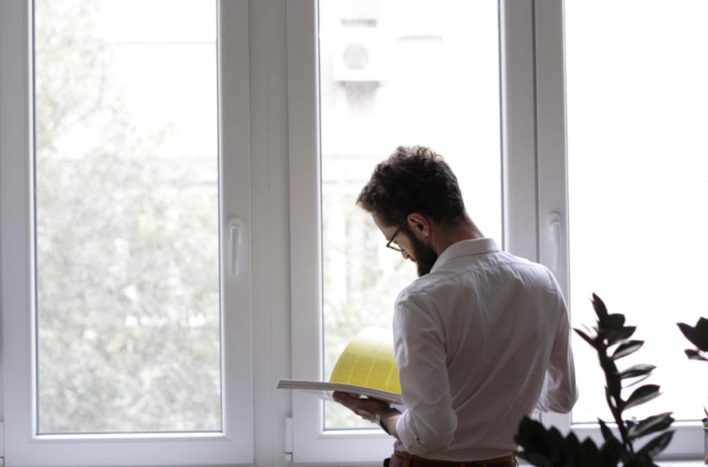 Läsning och lyssning som ger dig inspiration